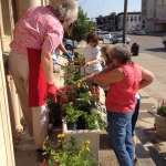 Hill County Master Gardeners Project 062015-04